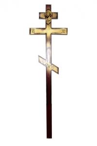 Деревянный крест №2